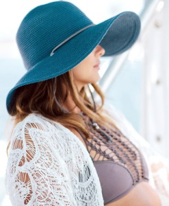 yeloow 108 blue sun hat oversized