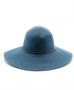 Yellow-108- sunhat - blue