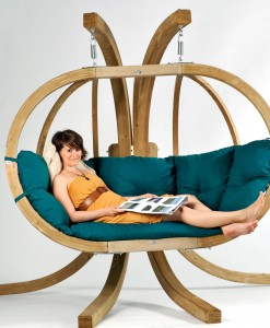 Design hangstoel xxl