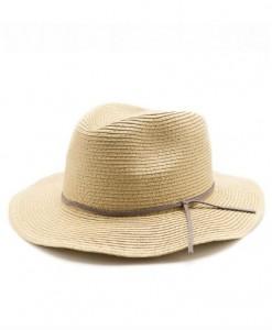 Ibiza hat- Cowboy hat- Yellow 108 Straw Fedora
