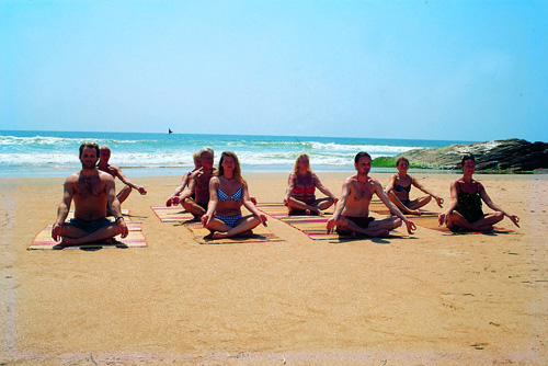 Workshops Hatha Yoga Andalusia Spain