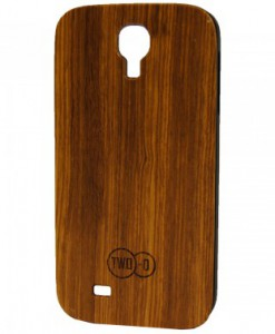 Houten Cover Samsung S4 Eco & Fair TWO-O
