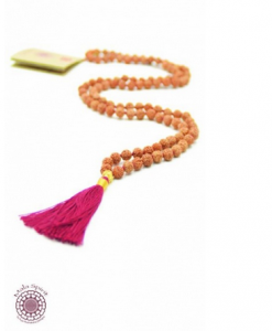 Golden Guru Mal - meditatieketting