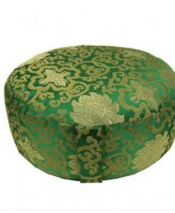 Meditatiekussen groen, eco & fair