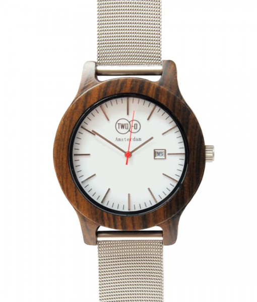 TWO-O wooden watch