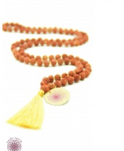 Holy meditation necklace