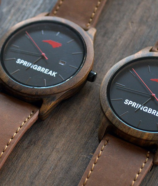 Wooden Design Watch Two-O