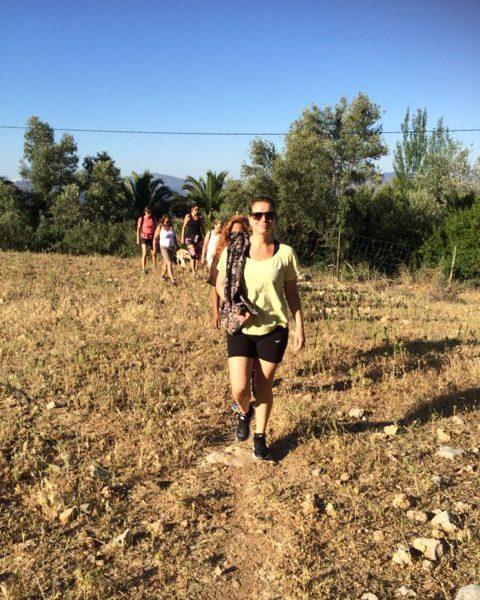 ervaring yoga retreat Viva La Vida in Spanje