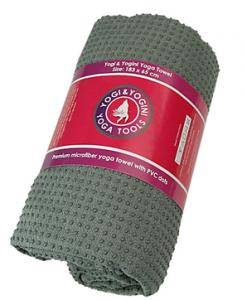 yogini antislip handdoek voor yoga -hatha
