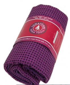 yoga anti slip handdoek