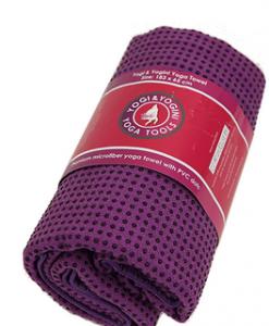 Yogini yoga handdoek.