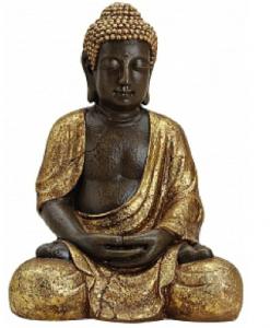 Groot boeddha beeld