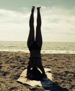 Beach Yoga retreat Malaga Andalusia