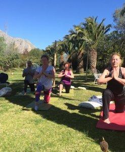 Yoga Retreat Viva La Vida Spanje