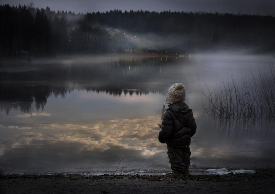 cool-animal-children-photography-Elena-Shumilova-winter