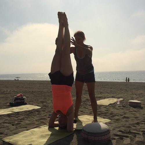 Yoga vakantie in Spanje