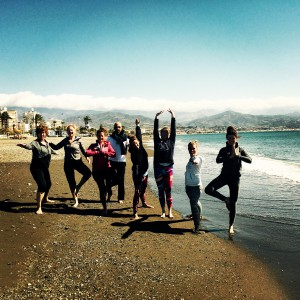 Yoga Retreat in Spanje