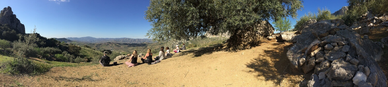 Yoga Vakantie Andalusie