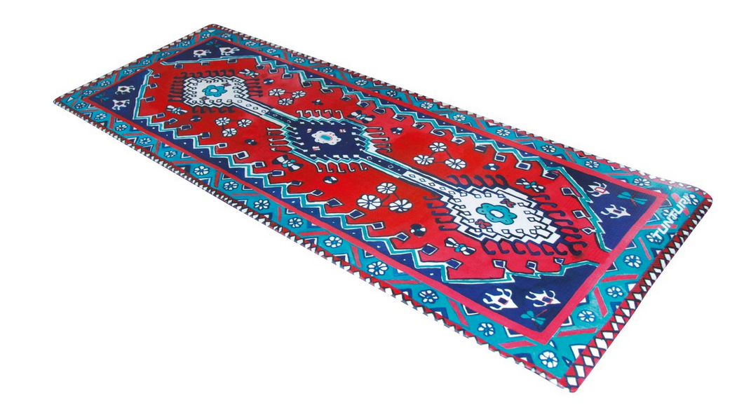 Yogamat Perzisch tapijt