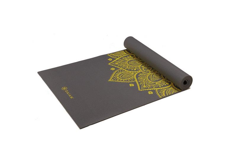 Yogamat extra dik design