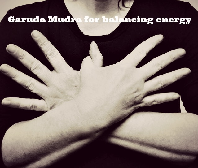 mudra for energy and inspiration