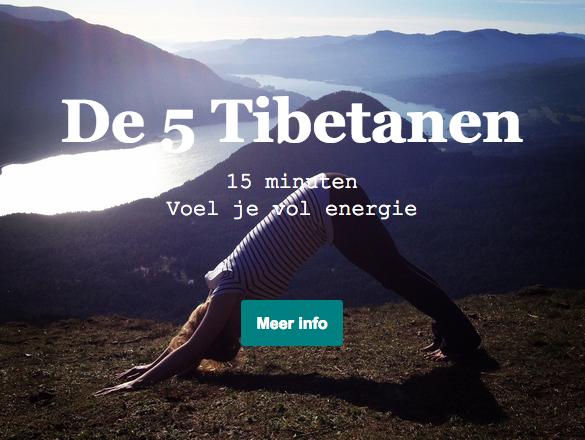 5 Tibetanen