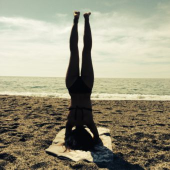 Beach Yoga retraet Andalusia