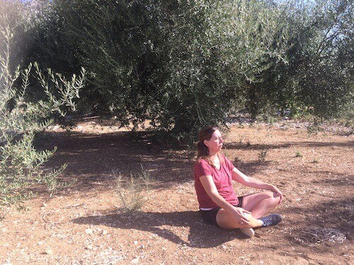 Yoga Retreat in Andalusie