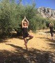 Yoga retreat Viva La Vida in Zuid-Spanje