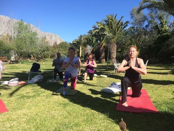 23 27 May 2019 5 Day Yoga Retreat Viva La Vida