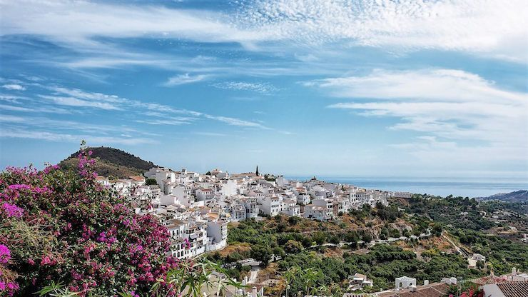 frigiliana-malaga Yoga Retreat