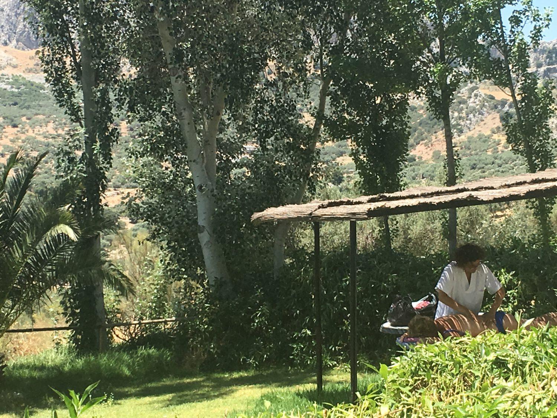 massage viva la vida retreat