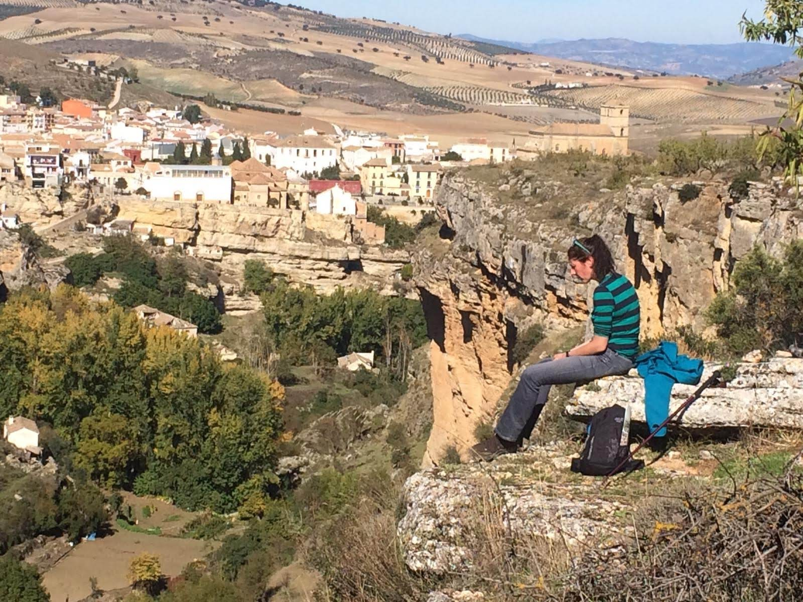Hiking retreat in Spain