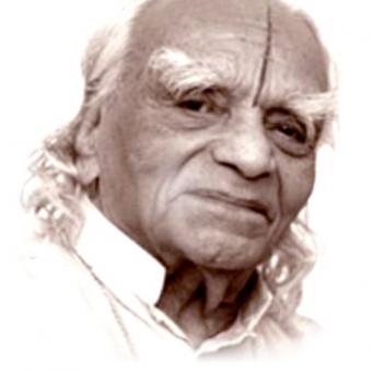 B.K.S. Iyengar (1918-2014)