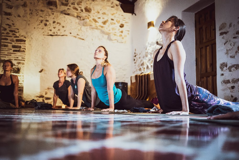 Yin Yoga Teacher Training in Malaga, Andalusia, Spain - 50 hours