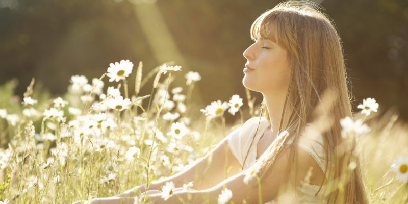 THE 4-7-8 RELAXING BREATH)