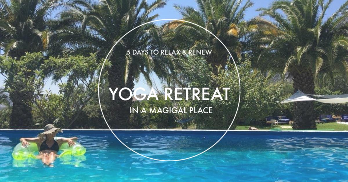 relax yoga Retreats in Spain