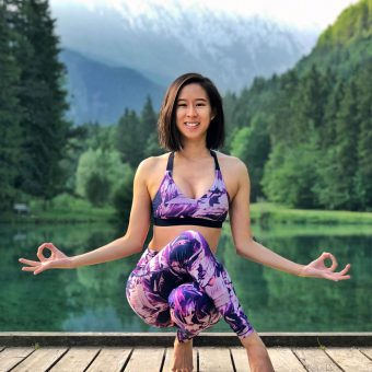 Jacqui Noël - graduated student Yoga TTC 200 -Viva La Vida Lifestyle